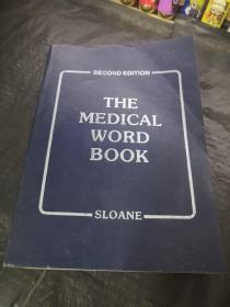 THE MEDICAL WORD BOOK医学词汇书