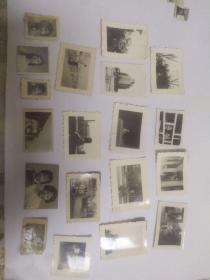 早期小照片一组。