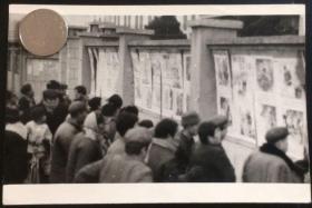 老照片 八十年代街拍 尺寸品相以图为准 一组4张