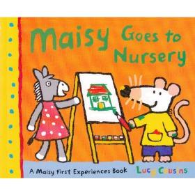 Maisy Goes to Nursery 梅西的故事:梅西去幼儿园 ISBN9781406325591