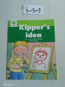 Oxford Reading Tree——Kippers Idea【英文原版】