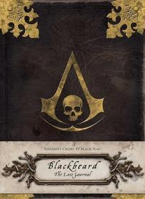 刺客信条 黑胡子船长遗失的日记 英文原版 Assassins Creed IV Black Flag Blackbeard The Lost Journal 精装
