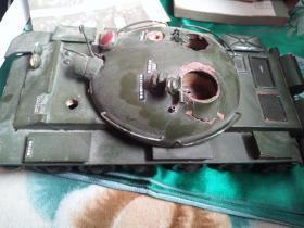 军事古坦克模型,