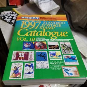 1997 SCOTT CATALOGUE(国外英文原版邮票目录详细见图!