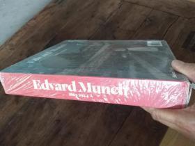爱德华蒙克绘画油画 表现主义 Edvard Munch 1863-1944 全新未开塑封