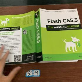 Flash CS5.5: The Missing Manual: Title 207: The Missing Manual (Missing Manuals)