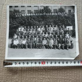 中国人民解放军总字419部队计算机学习班全体同志合影