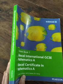 Edexcel International GCSE Mathematics A Student