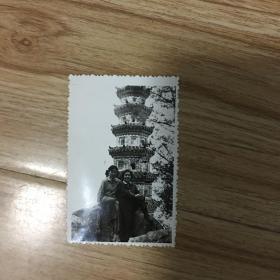 老照片:合影 石钟山 1983年