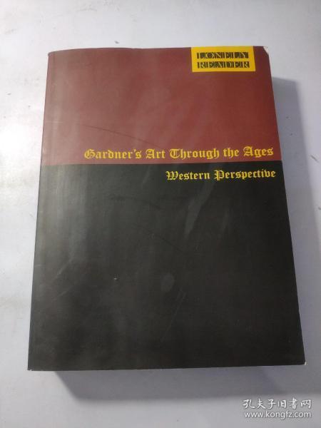 GARDNER'S ART THROUGHTHE AGES   复印版