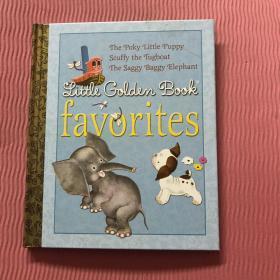 Little Golden Book Favorites #1[金色童书]
