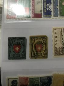 1850年代古典邮票一套 全 5r 10r 目录价几百美元一枚 网上约500左右一枚 一套难寻 便宜出 先到先得