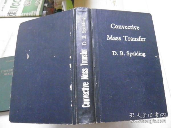 Convective Mass Transfer 【对流的质量传递】