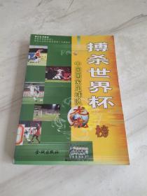 搏杀世界杯--中国国家足球队