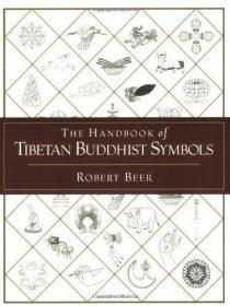 The Handbook of Tibetan Buddhist Symbols 藏传佛教象征符号与器物图解【英文原版】