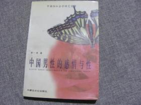 中国男性的感情与性 中国性社会研究专著