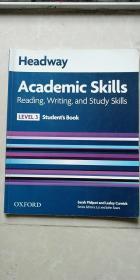 Headway Academic Skills Reading writing   level 3 9780194741613