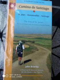 �拌揣   A Pilgrims Guide to the Camino de Santiago: St. Jean ? Roncesvalles ? Santiago 锛�Camino Guides锛�