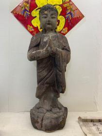 明代清代民国佛像木佛像