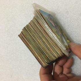 统一·小浣熊 水浒英雄传【82张卡合售】看图