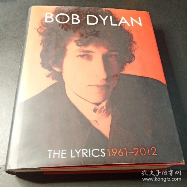 The Lyrics:1961-2012