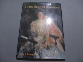 英文原版:John Singer Sargent 约翰.辛格.萨金特画集