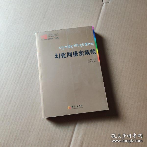 幻化网秘密藏续 大中观丛书