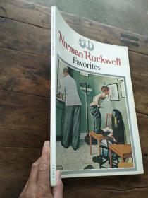 50 Norman Rockwell Favorites(50诺曼罗克韦尔收藏.平装8开本海报画册