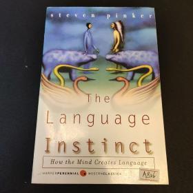 TheLanguageInstinct:HowtheMindCreatesLanguage(PerennialClassics)