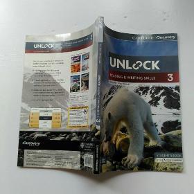 UNLOCK 3【内页干净】现货