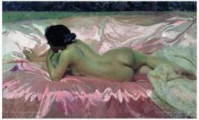 现货原版 Sorolla and the Paris Years 西班牙印象派画家索拉作品集 索罗拉和巴黎岁月 画册