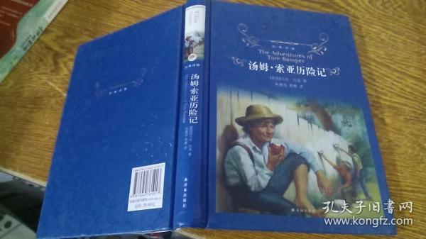 经典译林:汤姆·索亚历险记(新版)