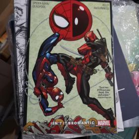 Spider-Man/Deadpool Vol. 1:Isn't it Bromantic