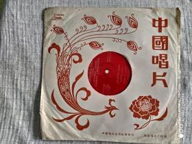 薄膜大唱片  《浙江歌舞团歌曲、乐曲选辑》