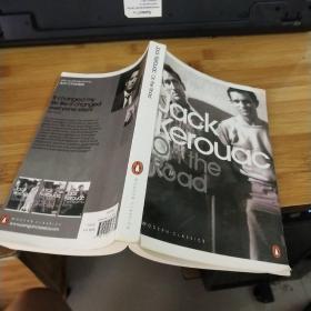 Jack Kerouac On the Road 有划线