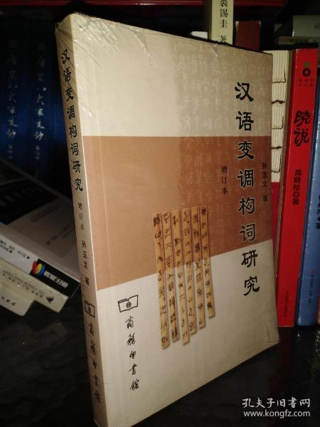 汉语变调构词研究