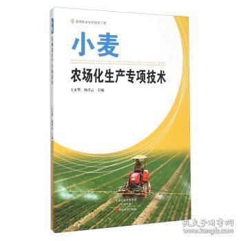 小麦农场化生产专项技术