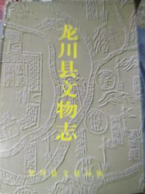 龙川县文物志