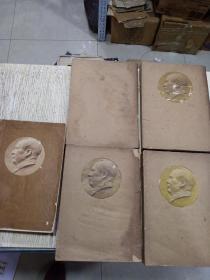 《毛泽东选集》5册五卷