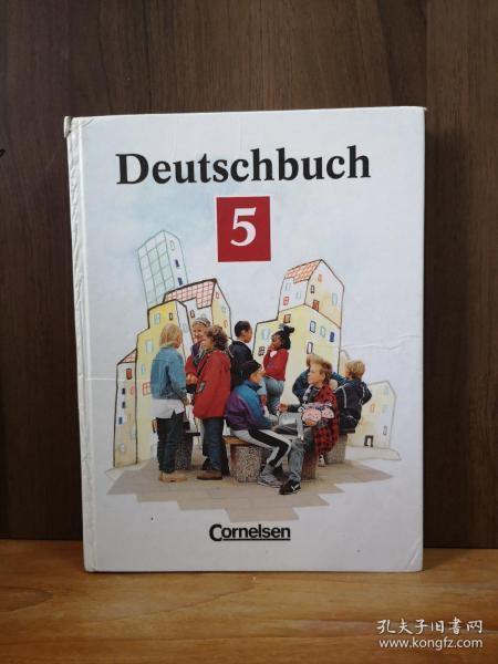 Deutschbuch, Erweiterte Ausgabe, Neue Rechtschreibung, 5. Schuljahr【德文原版】