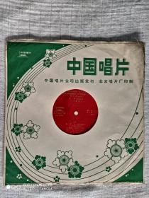 薄膜大唱片  中央电视台1984年《春节联欢晚会》节目选编(一)  有一个边有点翘!