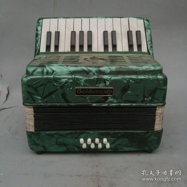 手风琴摆件  老货老物件农村收淘