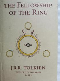 The Fellowship of the Ring (Lord of the Rings 1)指环王