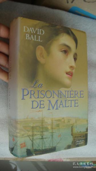 La Prisonnière de Malte 法文原版 精装大32开987页