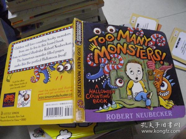 TOO MANY MONSTERS