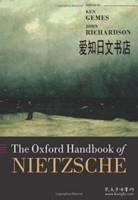 【包邮】The Oxford Handbook Of Nietzsche