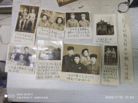 1945年甘肃华池县抗大七分校卫生部医务训练班合影,40.50年代部队照片之一