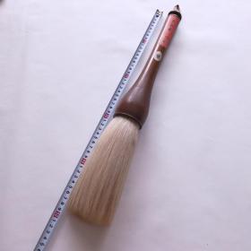 日本传统工艺きくや大号大字用毛笔兼毫1根 N686