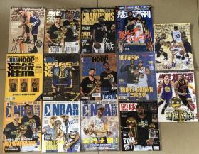 当代体育扣篮 nba 钻篮画刊 灌篮杂志 nba特刊 篮球