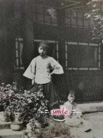 民国早期美女照片